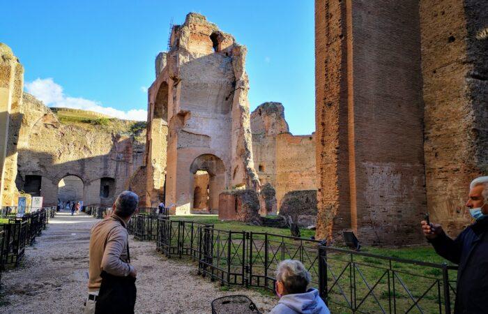 Roma terme caracalla